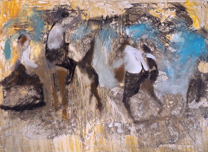 Burschen Plattler Tanz